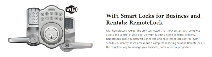 Choosing the Right Smart Lock for Your Vacation Rental Home - Helot Company